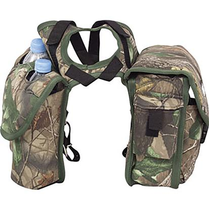 Cashel Medium Horn Saddle Bag CAMO