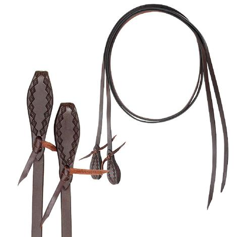 Cashel Trail Riding Matching Split Reins
