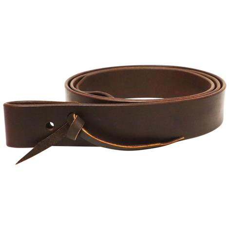 STT Premium Latigo Cinch Strap Oiled