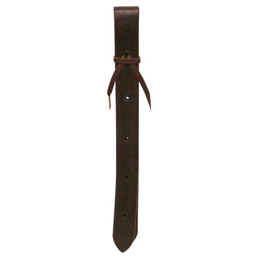 Stt Premium Leather Off Side Billet Single Ply