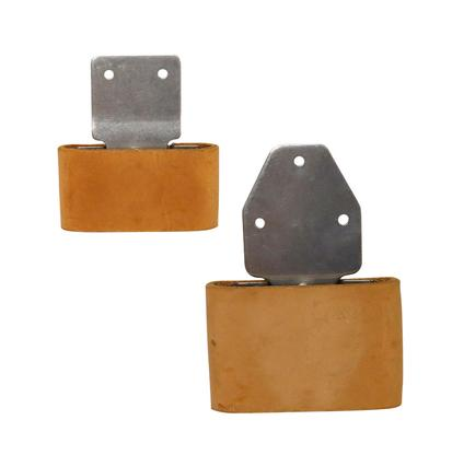 Blevins Buckle with Slip Cover