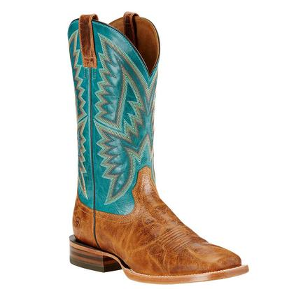 Ariat Mens Hesston Cowboy Boots