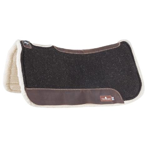 Classic Equine Zone Felt Fleece Pad