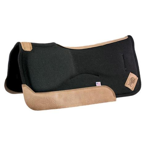 Impact Gel Contour Build up Saddle Pad 32x30