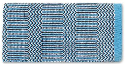 Ramrod Double Weave Saddle Blanket TU/BK/CR