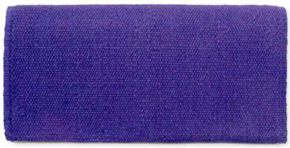 San Juan Felt Pony Pad PURPLE