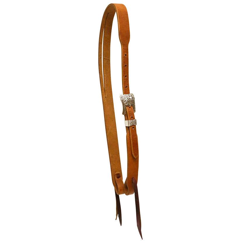 Cactus Slit Ear Harness Leather With Buckle Headstall