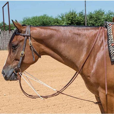 STT German Martingale with Split Rein