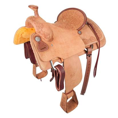 Trevor Brazile Saddle Relentless Collection