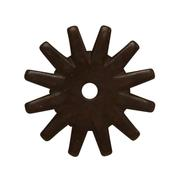 1 5/8 Inch Spur Rowel Antique