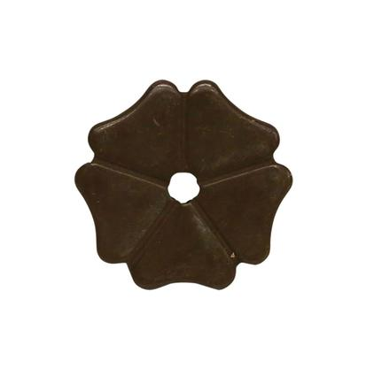 Cloverleaf Rowel 1 3/8 Inch Antique
