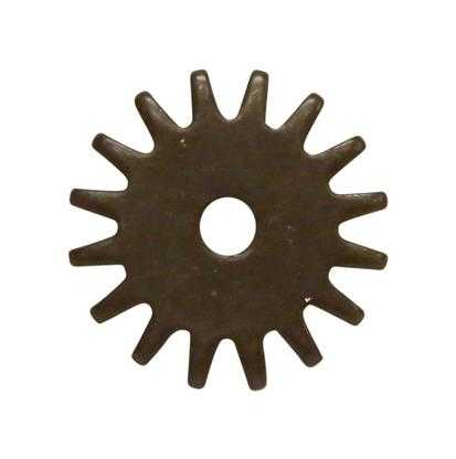 1 1/2 Inch Rock Grinder Spur Rowel Antique