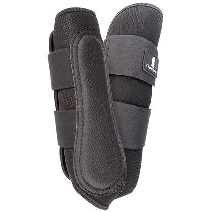 AirWave EZ Wrap II Boot Front BLACK