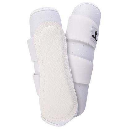 AirWave EZ Wrap II Boot Front WHITE