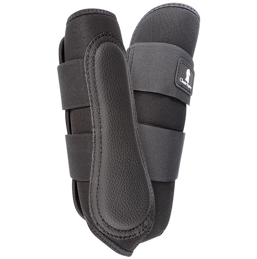 AirWave EZ Wrap II Boot Hind BLACK