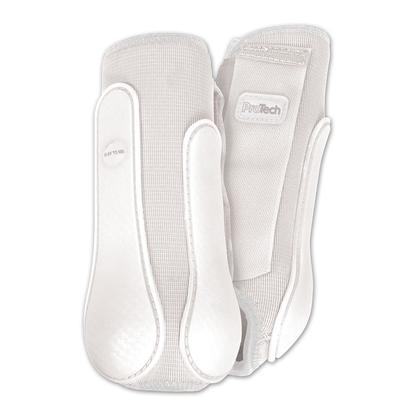 Pro Tech Boots Front WHITE