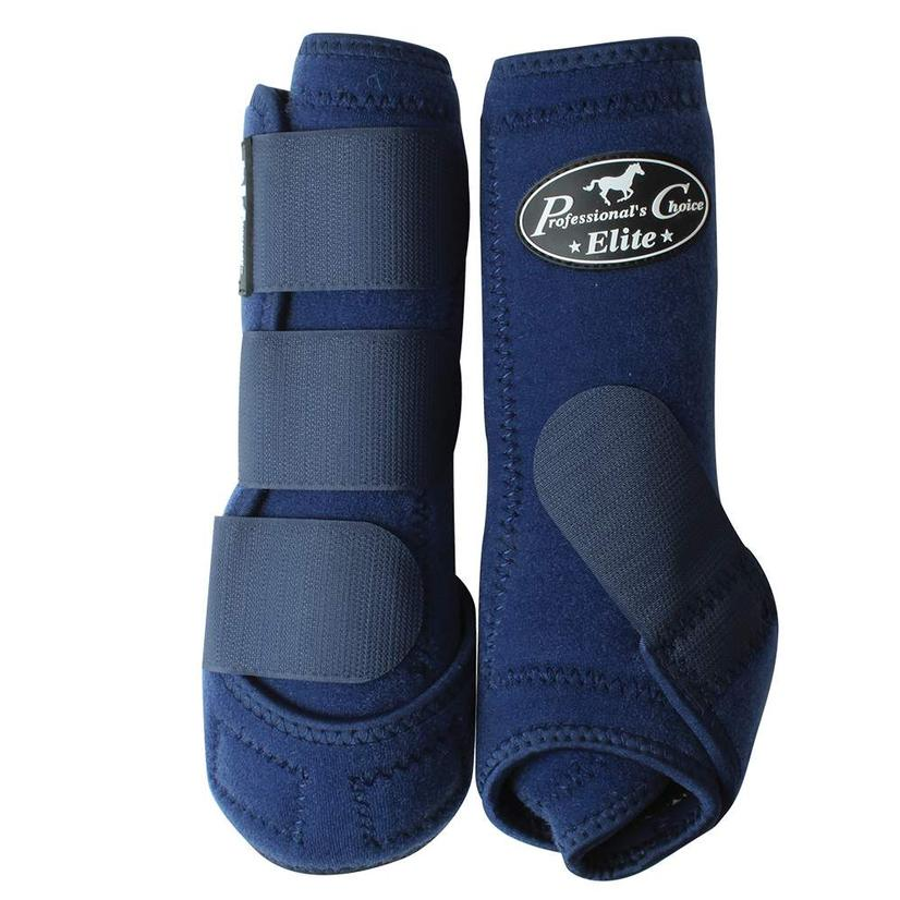Professional Choice VenTECH Sports Medicine Boots - Front NAVY