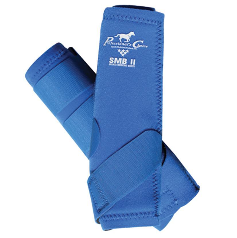 Professional Choice SMB II Sports Medicine Boots BLUE