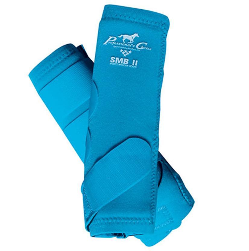 Professional Choice SMB II Sports Medicine Boots PACIFIC_BLUE