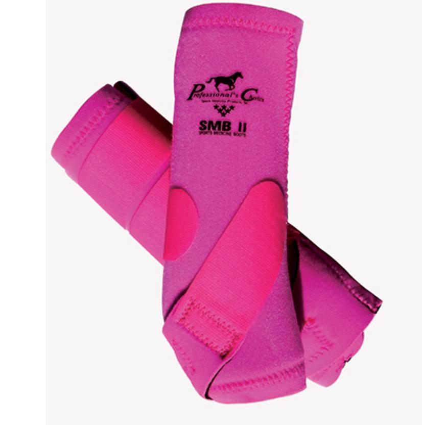 Professional Choice SMB II Sports Medicine Boots RASPBERRY