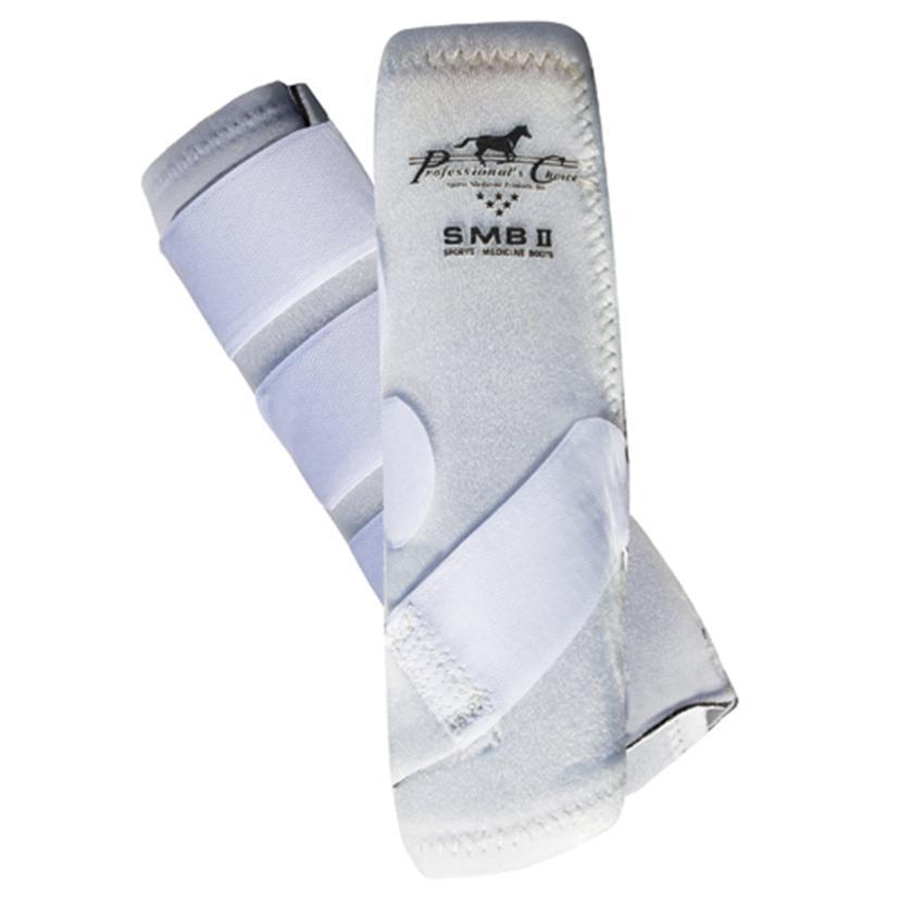 Professional Choice SMB II Sports Medicine Boots WHITE