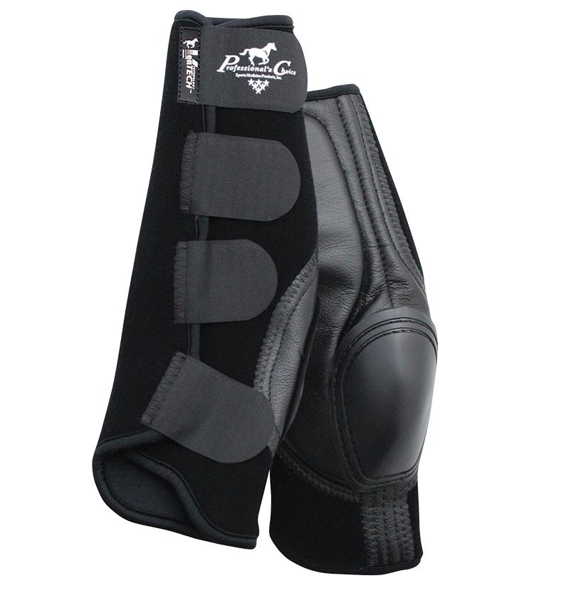 VenTECH Slide-Tec Skid Boots Standard BLACK