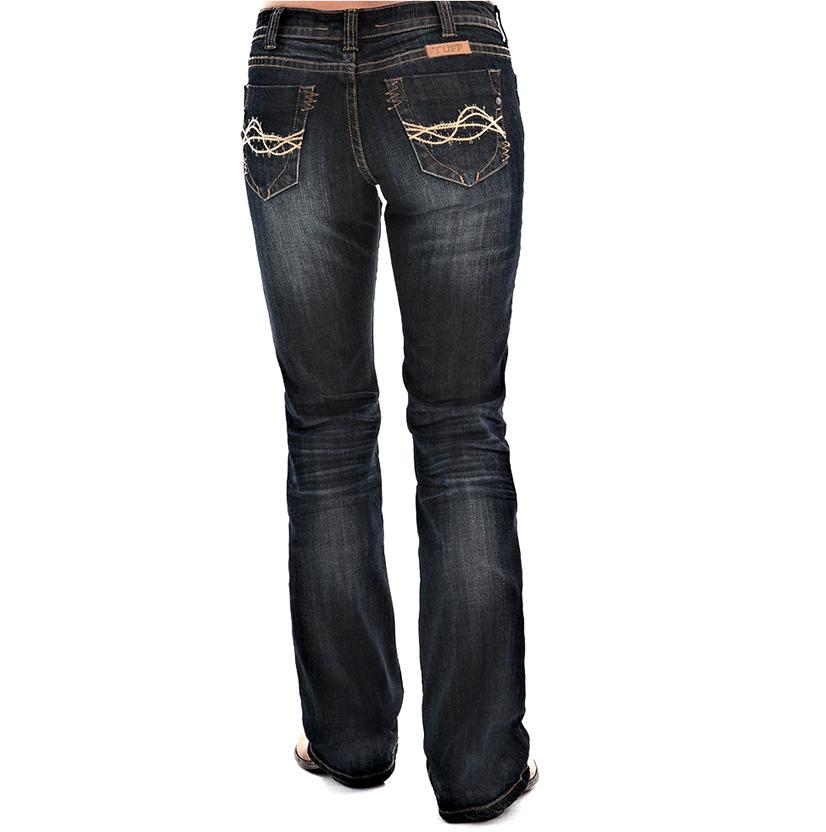 Cowgirl Tuff Womens Classic Jeans