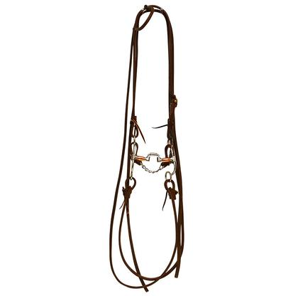 STT Bridle w/Smooth Copper Roller Bit