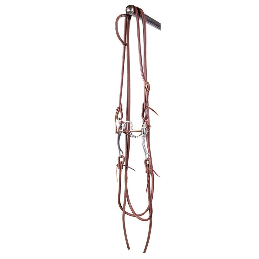STT Bridle w/ Aluminum Smooth Correction Bit