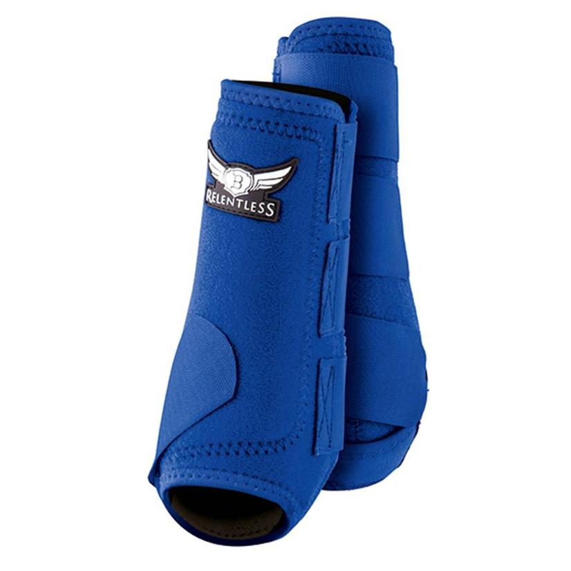 Relentless All-Around Front Sport Boot by Cactus BLUE