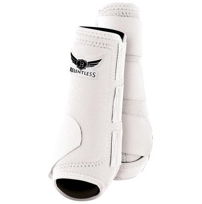 Relentless All-Around Front Sport Boot by Cactus WHITE