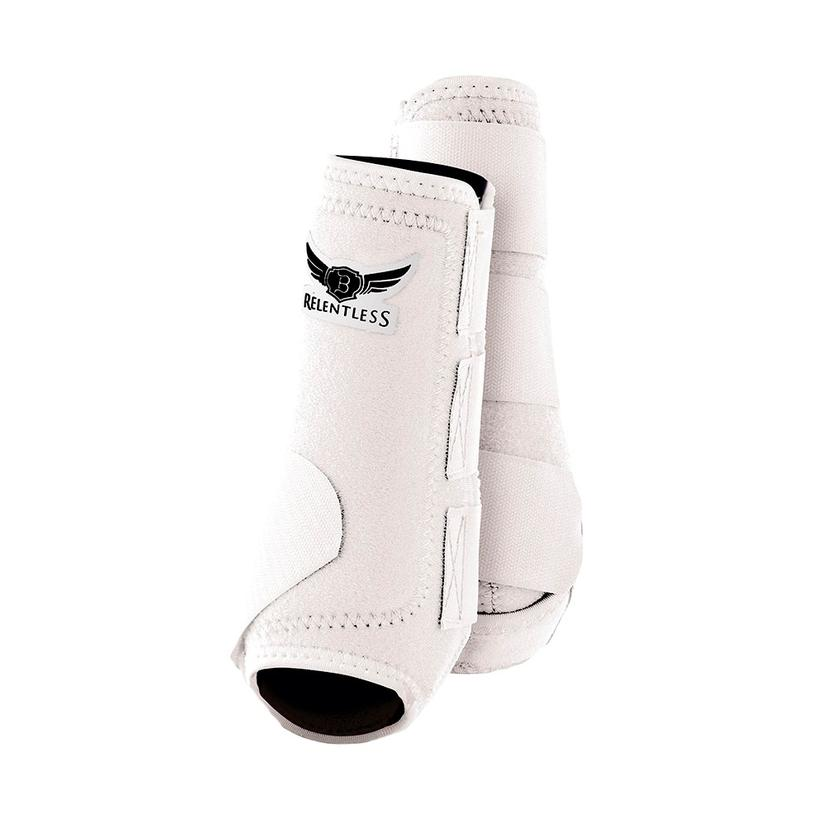 All-Around Hind Sport Boot WHITE