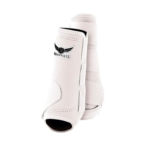 All-Around Hind Sport Boot WHITE
