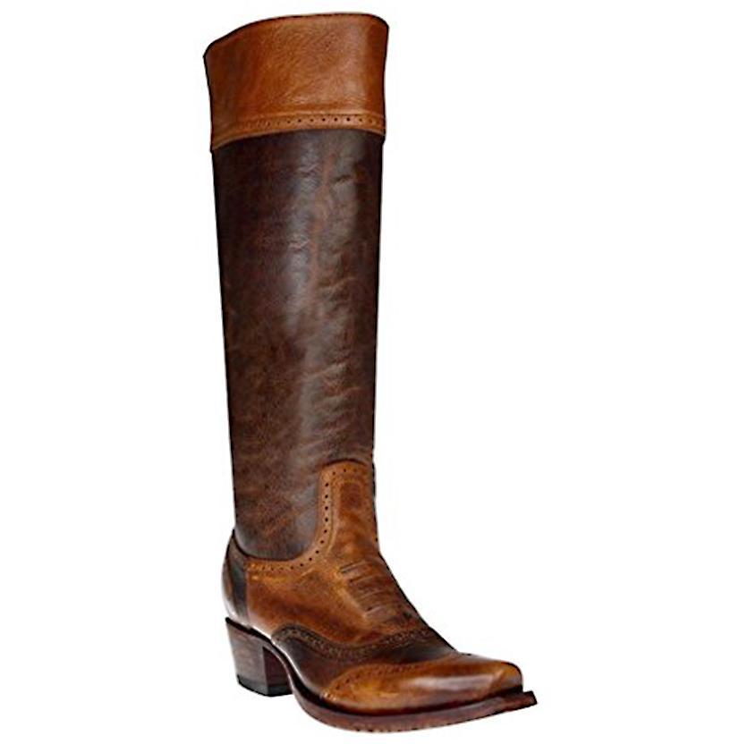 Johnny Ringo Women's Cognac Knee Boots