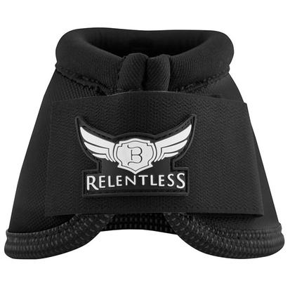 Relentless Strikeforce Bell Boots by Cactus BLACK