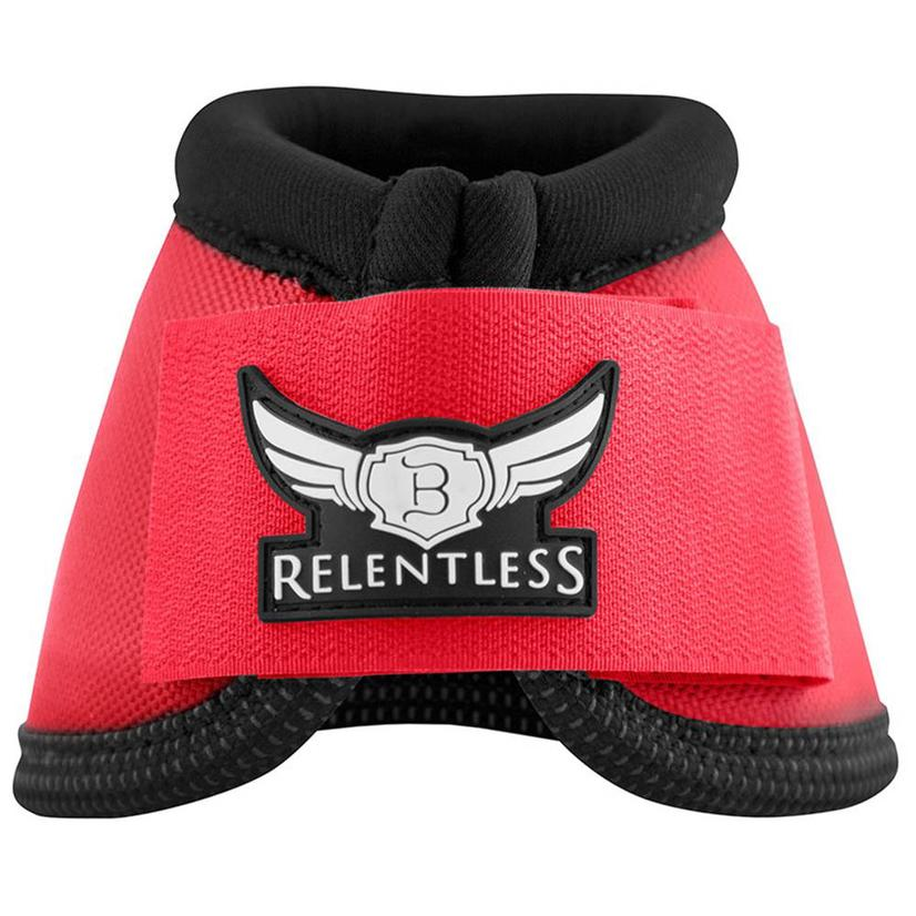 Relentless Strikeforce Bell Boots by Cactus RED
