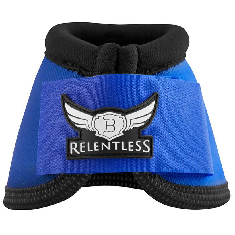 Relentless Strikeforce Bell Boots by Cactus ROYAL_BLUE