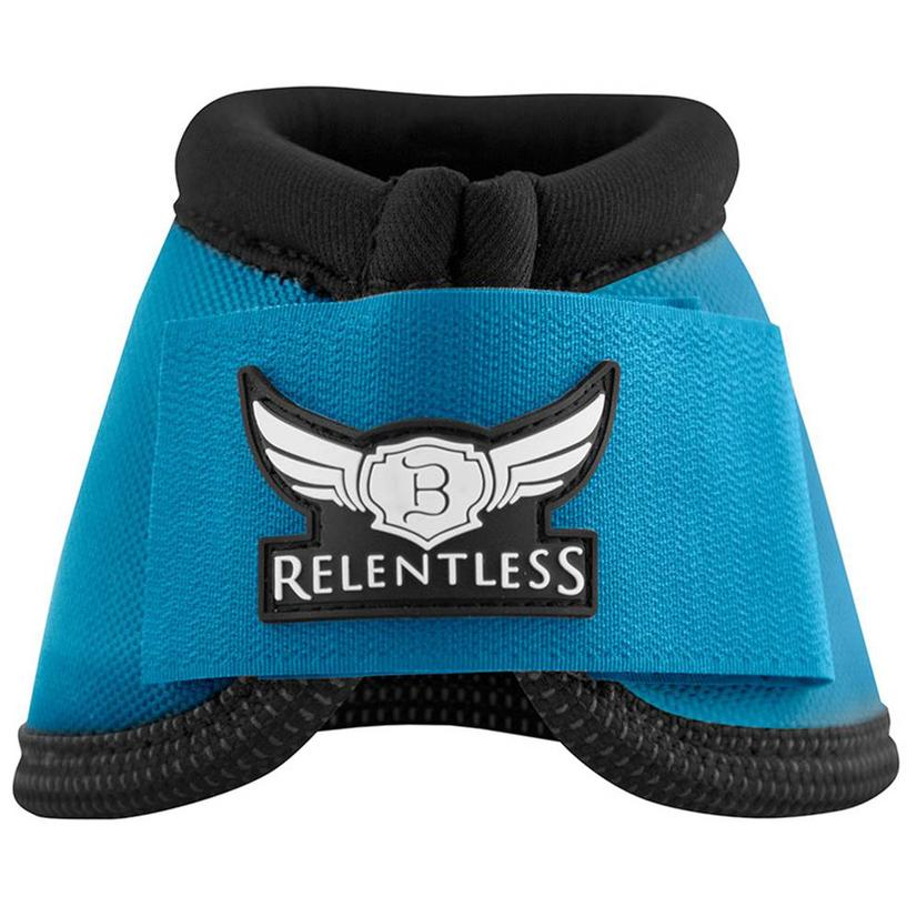 Relentless Strikeforce Bell Boots by Cactus TURQUOISE