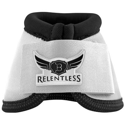 Relentless Strikeforce Bell Boots by Cactus WHITE