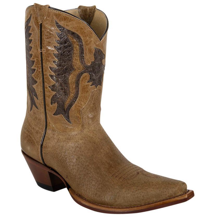 Johnny Ringo Eagle Fashion Boots