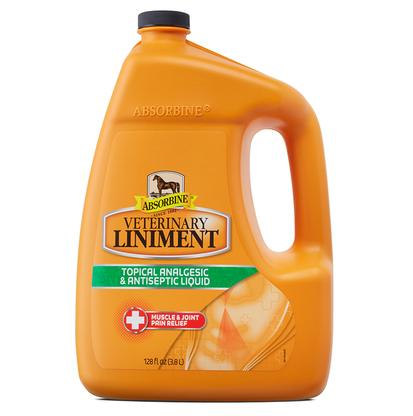 Absorbine Veterinary Liniment 1 Gallon