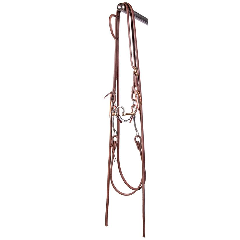 STT Bridle w/Stainless Steel Correction Bit