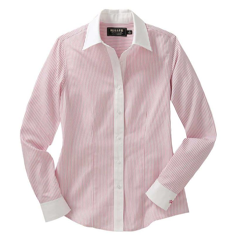 Miller Ranch Womens Show Ready Dress Shirt