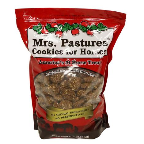 Mrs. Pasture's Horse Cookies 5 Lb
