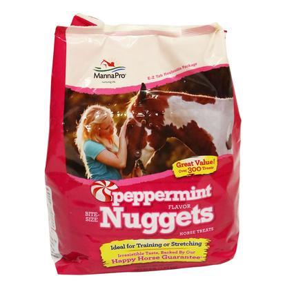 Peppermint Bite Size Nuggets 4 Lb