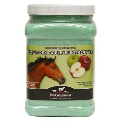First Companion EQU-Dex Apple Electrolyte 5 lb. Pail