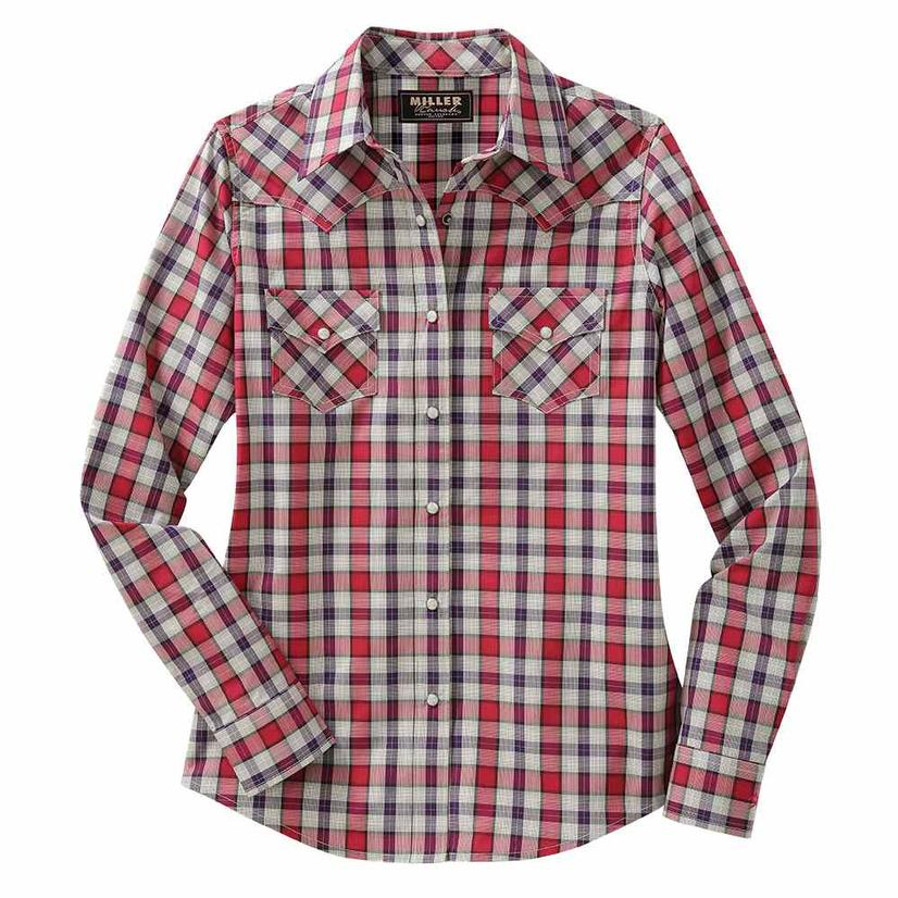 Miller Ranch Women's Sittin Pretty Western Cut Shirt