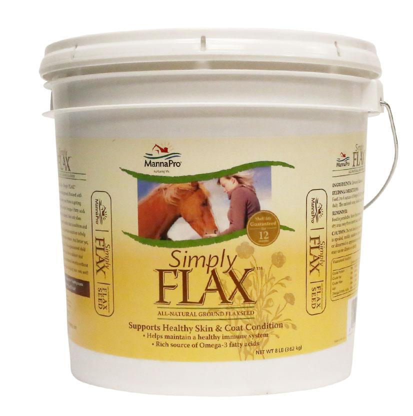 Manna Pro Simply Flax 8lb