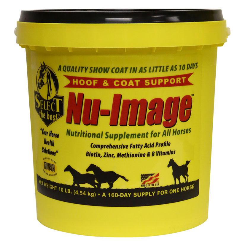 Select The Best Nu- Image Supplement 10 Lb.