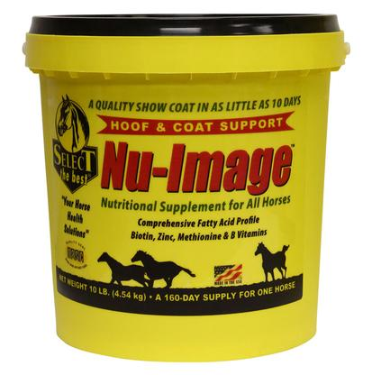 Select The Best Nu-Image Supplement 10 lb.